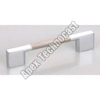 Sleek Zinc Door Handles