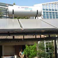 Solar Geyser