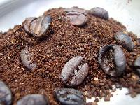 Brown Coffee Powder