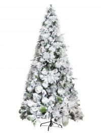Artificial Snow Pine Christmas Trees