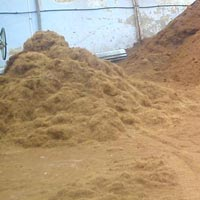 Coco Peat Raw Material