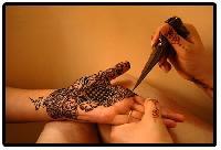 Henna Paste Cones