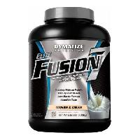 Elite Fusion Muscle Building Supplement