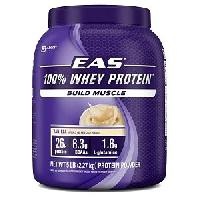 Whey Protein Muscle Building Supplement