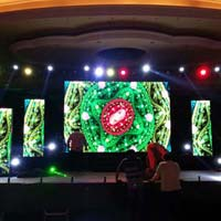 Curved Led Video Wall