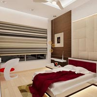 Interior designin