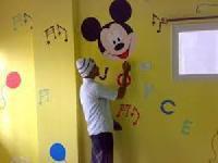 Kids Room Painting Contractors