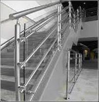 Stainless Steel Railings Fabrication