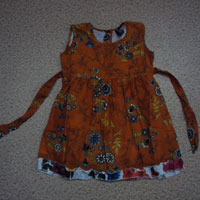 Girls Frock, Girls Dress