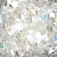 Unwashed PET Bottle Flakes