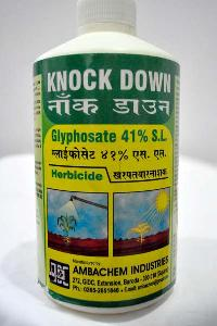 (glyphosate (41% Sl) / Knock Down)