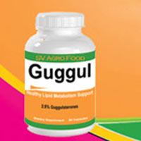 Use of Guggul Extract Capsule