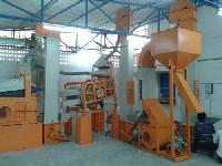 Seed Processing Plant Machinery