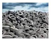 Rubber Tyre Scrap
