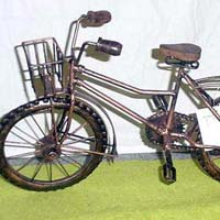 Iron Wooden Simple Cycle