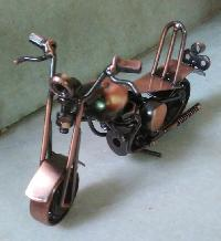 Metal Antique Bike