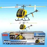 Remote Control Helicopter - 02