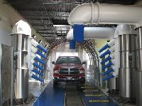 Tunnel Car Wash System