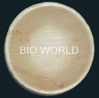 Leak Proof Areca Leaf Plate