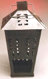 Iron Garden Lamp