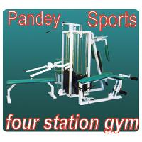 Multi Gym 4 Station Equipment
