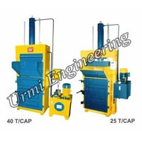 Pet Bottle Baling Machines