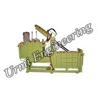 Single Action Baling Machine