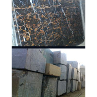 Black Gold Blocks