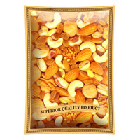 Dry Fruit Pouches