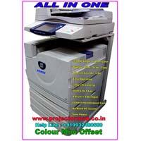mini color offset machine