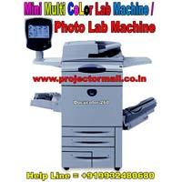 Mini Multi Color Lab Machine