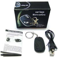 Spy Camera, Car Key Camera