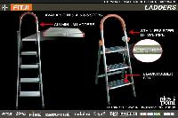 Ladders - Manufacturer, Exporters and Wholesale Suppliers,  Uttar Pradesh - Plus Point Buildsware Pvt. Ltd.