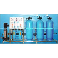 Dm Water Treatment Plant Designing