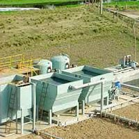 Effluent Water Treatment Plant Designing