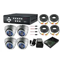 Industrial Cctv Security System