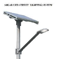 Solar Led Street Lighting Systems