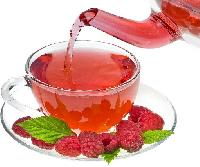 Raspberry Green Tea