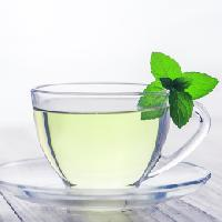 Spearmint Green Tea