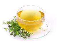 Thyme Green Tea