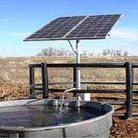 Solar Powered Water Pumping System