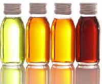 Hair Oil Glass Bottles