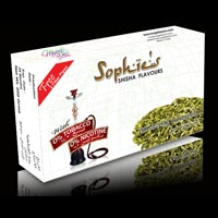 Tobacco Products - Aniseed Shisha Flavours