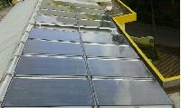 FPC Solar Water Heating System