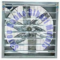 Fan & Pad Cooling System