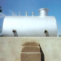 Above Ground Fuel Storage Tank