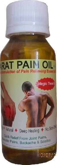 Herbal Pain Relief Oil