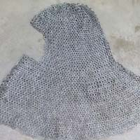 how to make a chainmail coif