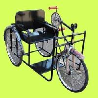 Tricycle For Handicapped Person