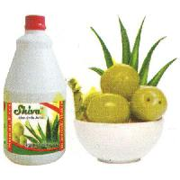 Aloevera with amla juice